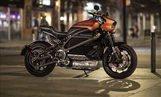 The 2020 Harley-Davidson Livewire Sports Bike