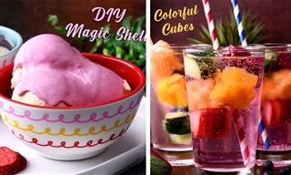 5 Colorful Summer Snack Ideas