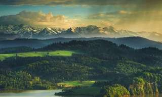 Stunning Views Of The Tatras