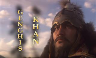 Genghis Khan's Legendary Mongol Empire