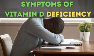 These Symptoms Could Mean You Are Lacking in Vitamin D