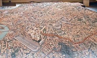 A Complete Model of the City of Rome in 337 AD