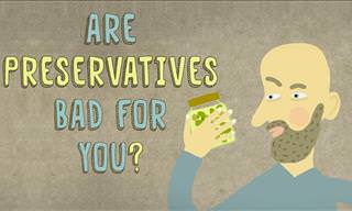 What ARE Food Preservatives? Are They Bad For Us?