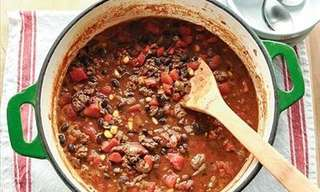 A Fool-Proof Chili Recipe for Winter Nights!