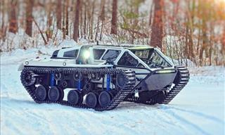 15 Versatile All-Terrain Vehicles With Incredible Designs