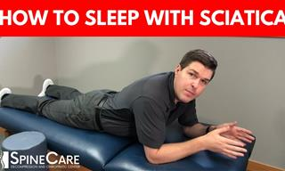 Sleeping With Sciatica: Little-Known Positions and Tips
