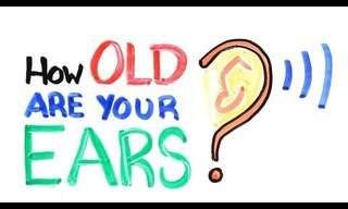 Test Your Hearing Right Now: Do You Have Young Ears?