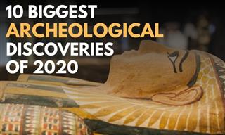 10 Amazing Archeological Discoveries Made in 2020
