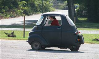 10 of the Smallest Cars Ever Built