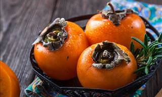 9 Health Benefits of Persimmon