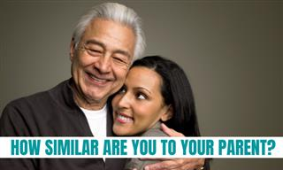 Personality Test: How Similar Are You to Your Parent?