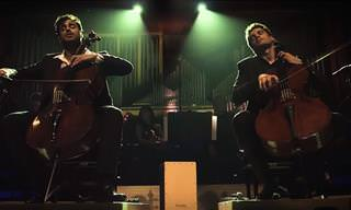 Magnificent Music from A Brilliant Cello Duo