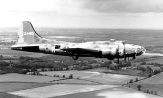 The Fully-Restored Memphis Belle to Be Unveiled In 2018