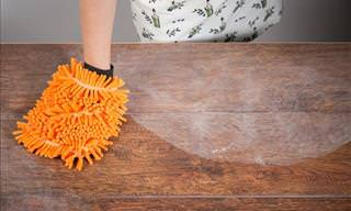7 Simple Ways to Clean Kitchen Items
