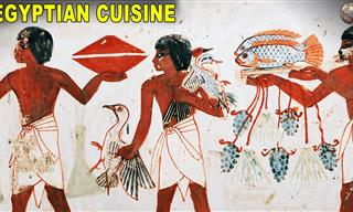 History Lesson: The Diet of the Ancient Egyptians