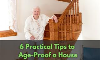 Here Are Some Ways to Age-Proof a Home for an Older Adult