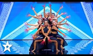 Check Out the SPECTACULAR Dance Routine of this Group
