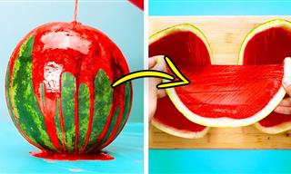 You Must Try These Watermelon Hacks Before the Summer Ends