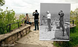See the Past Align With the Present in 25 Stunning Photos