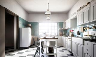 The Evolution of Kitchen Design Over 500 Years