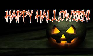 A Spooky Little Video For Halloween