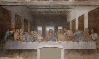 "12 Facts About the Famous ""The Last Supper"" Painting"