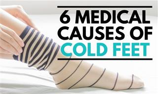 Cold Feet: 6 Medical Causes and Home Remedies
