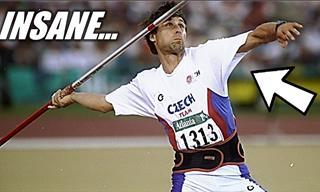 Jan Železný – The Greatest Javelin Thrower to Ever Live