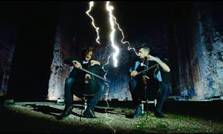 2Cellos Perform Their Latest Original Hit In All Its Glory