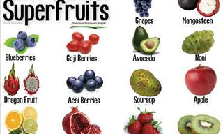 Helpful Reminders of the Power of Fruit