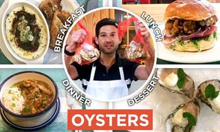 Pro Chef's Tips on Opening and Cooking Oysters 4 Ways
