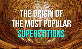 10 Superstitions You Probably Didn't Know the Origin of