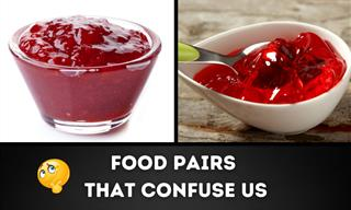 These Similar-Looking Foods Are So Difficult To Tell Apart