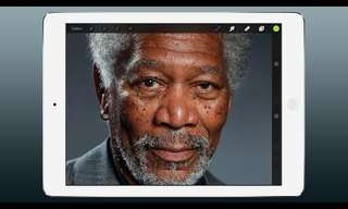 This is NOT a Photo of Morgan Freeman - Incredible!