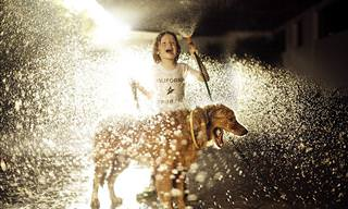 Child Photographers Document Kids Away From Technology