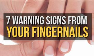 Don't Ignore What Your Fingernails Are Telling You!