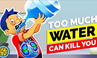 Health Lesson: Why Too Much Water Can Kill You