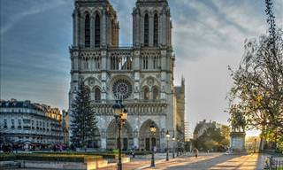 The History of the Notre Dame Cathedral in Pictures