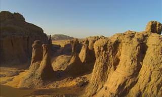 The 4K Algerian Sahara Adventure