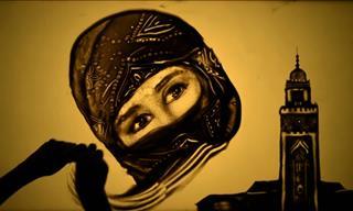 Kseniya Simonova: Sand Artist