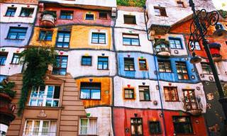 Fantastical Austrian Architecture