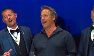 Mike Rowe Sings Sweet and Lovely