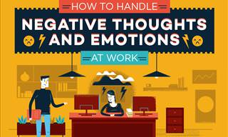 How to Deal With Negative Thoughts and Feelings at Work