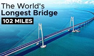 Danyang–Kunshan: The Longest Bridge in the World