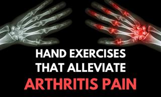 4 Simple Hand Exercises to Alleviate Arthritis Symptoms