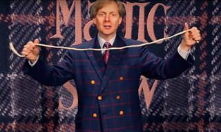 This Amazing Rope Magic Trick Is a Cut Above the Rest!