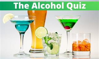 QUIZ: What Do You Know About Alcohol?