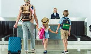 The Best Ways to Travel with Children