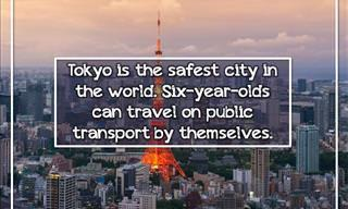 15 Intriguing Facts About Life in Japan