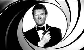 Roger Moore - The Best James Bond!
